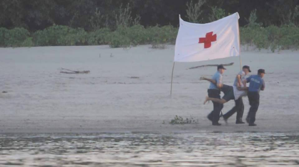 Renewed Croatian Aggression In Liberland Civilians and Red Cross Volunteers Forcibly Removed 01