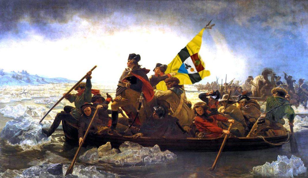The dream of conquerors, Liberland