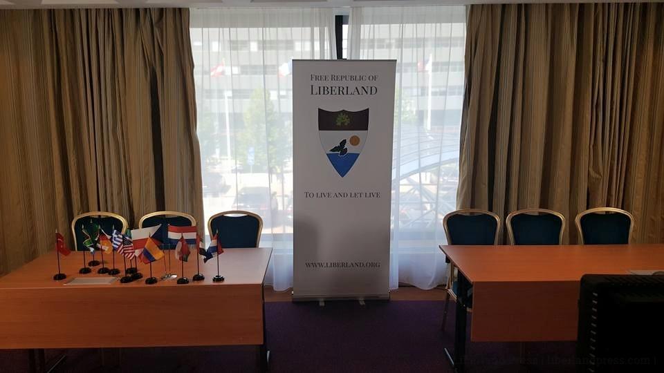 Liberland Press Conference