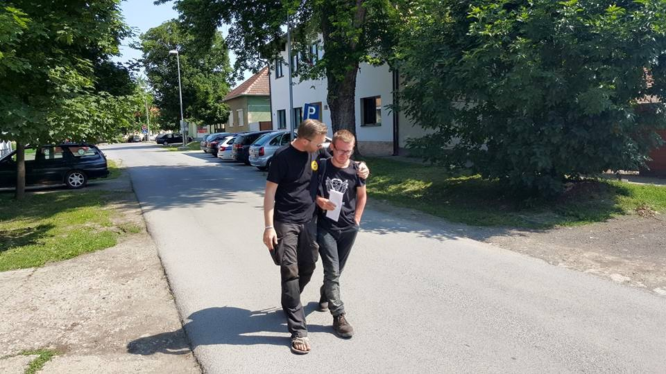 Renewed Aggression in Croatian Occupied Liberland