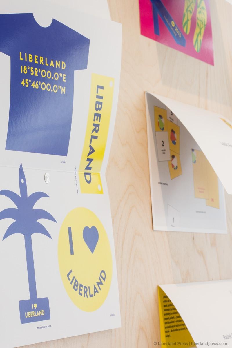 Liberland State Symbols