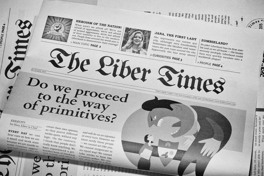 The Liber Times no. 02/2015