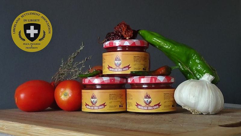 Liberland Chili Sauce