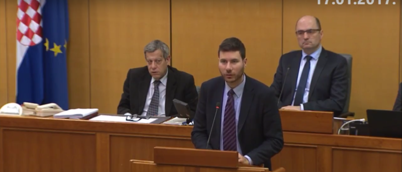 Liberland Discussed And Defended In Croatian Parliament