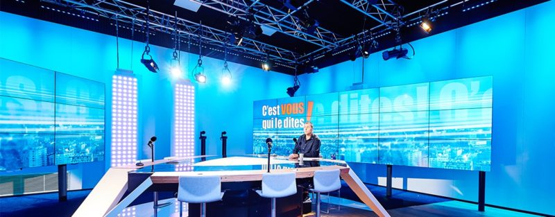 They talked about us: RTBF Belgium