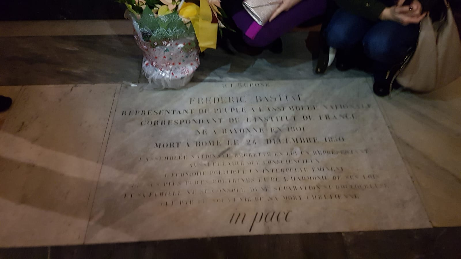 Liberland Diplomatic Event: Honoring Frédéric Bastiat, New Italy Office