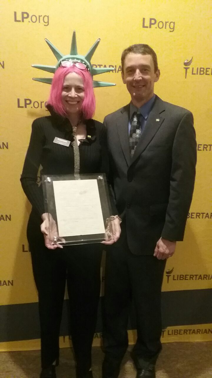 US Libertarian Party now supports recognition of Liberland