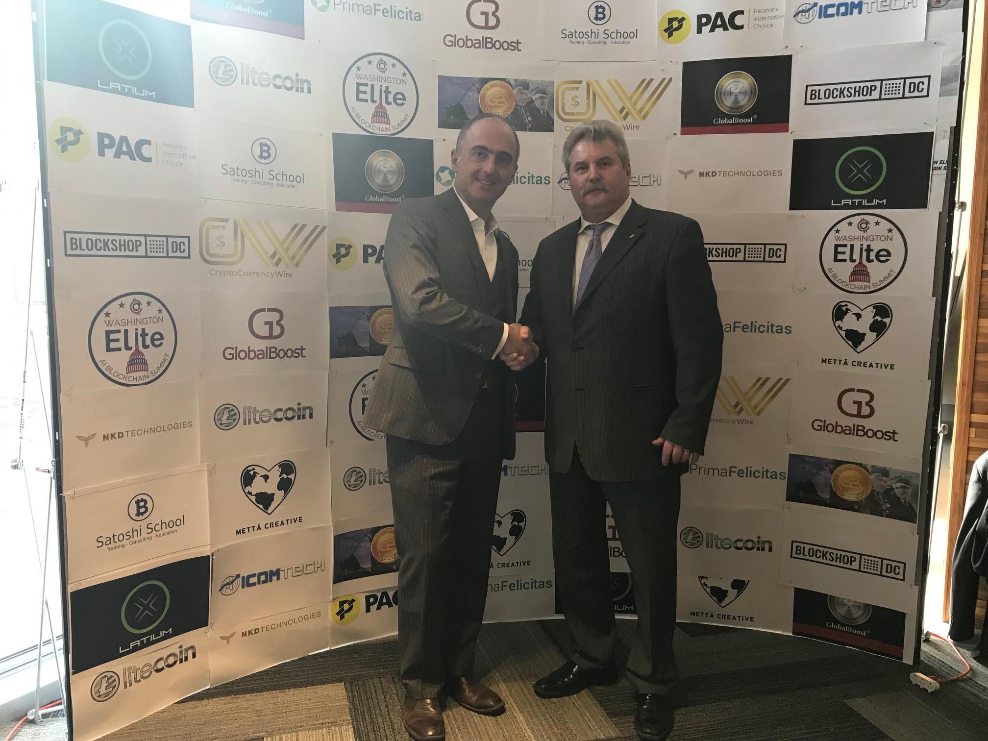 2019 Washington Elite AI and Blockchain Summit