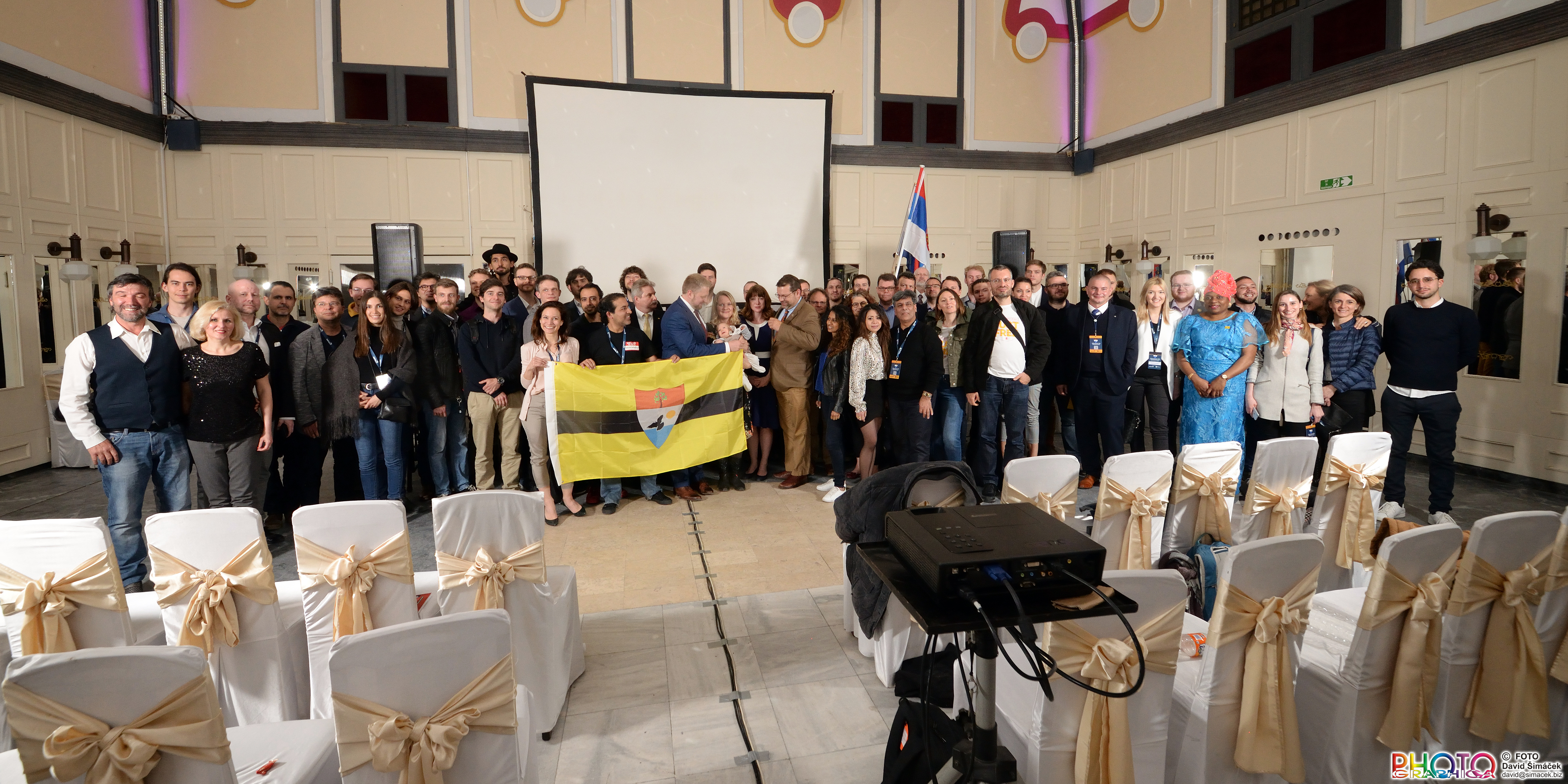 Liberland's Fourth Anniversary Celebration: A Success!