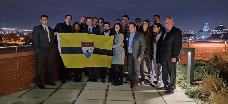 GBA Washington Conference with Liberland