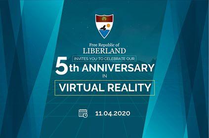 Liberland celebrates 5th Anniversary on April 13, 2020
